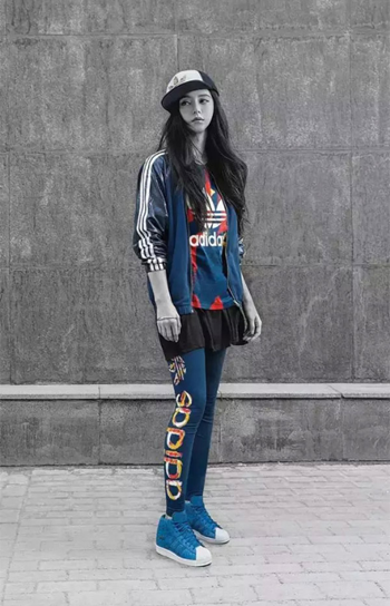 众星演绎adidas Originals 2015 Superstar系列广告