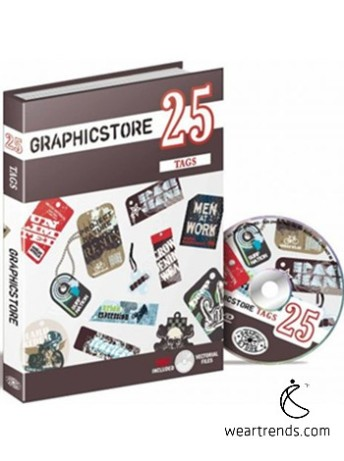 GRAPHICSTORE Tags N.25