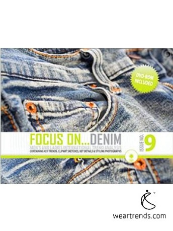FOCUS ON DENIM Vol. 9