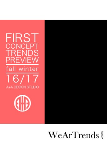 A+A FIRST CONCEPT Trend Preview