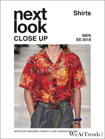 Next Look Close Up Men Shirts no.03 SS/2018
