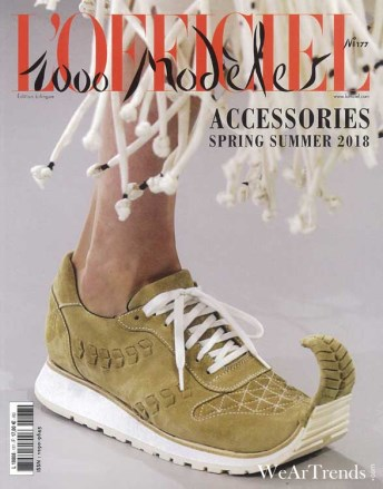 L'OFFICIEL 1000 MODELS ACCESSORIES